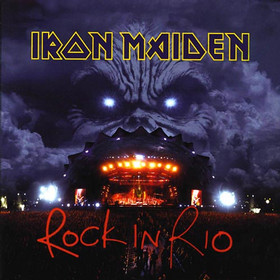 IRON MAIDEN - Rock In Rio cover