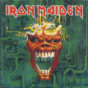 IRON MAIDEN - Virus cover