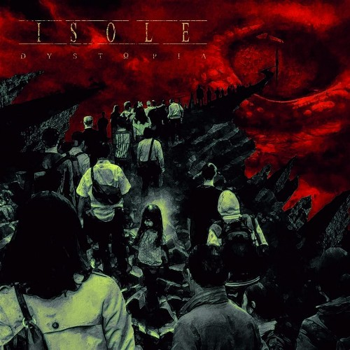 ISOLE - Dystopia cover