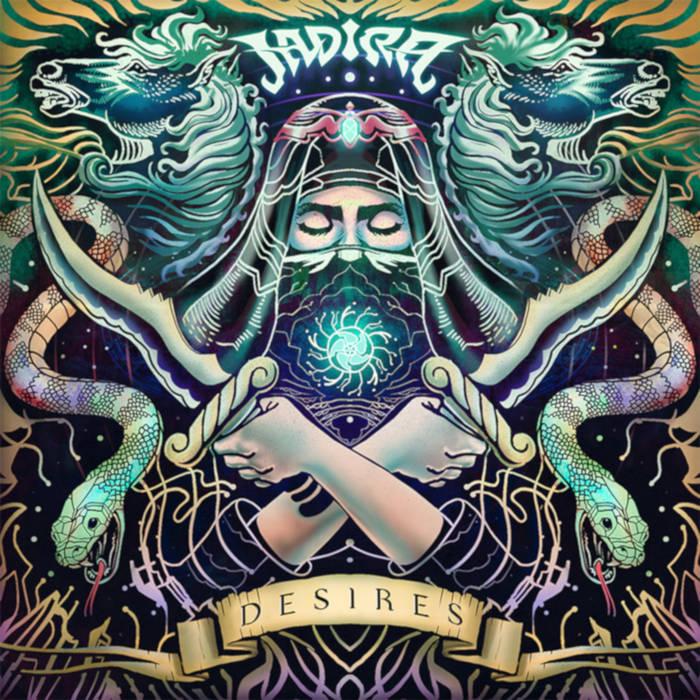 JADIRA - Desires cover