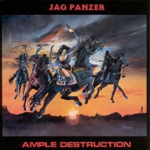 JAG PANZER - Ample Destruction cover