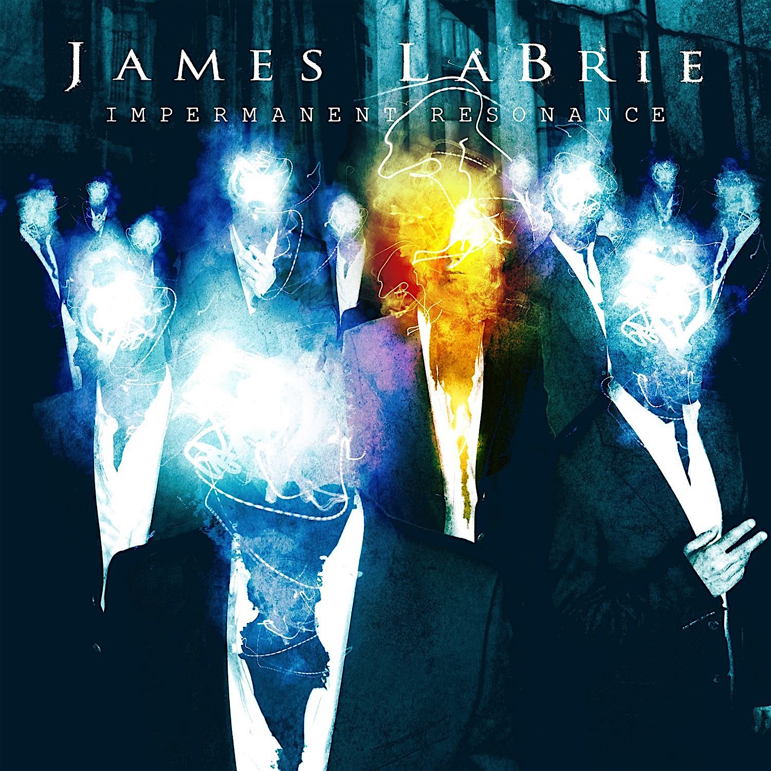 JAMES LABRIE - Impermanent Resonance cover