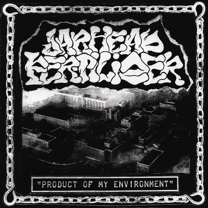 JARHEAD FERTILIZER - Product Of My Enviroment cover