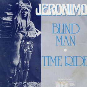 JERONIMO - Blind Man / Time Ride cover