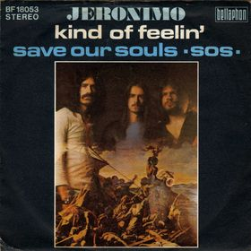 JERONIMO - Kind Of Feelin' / Save Our Souls - S.O.S. cover