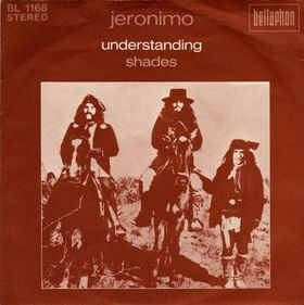 JERONIMO - Understanding / Shades cover
