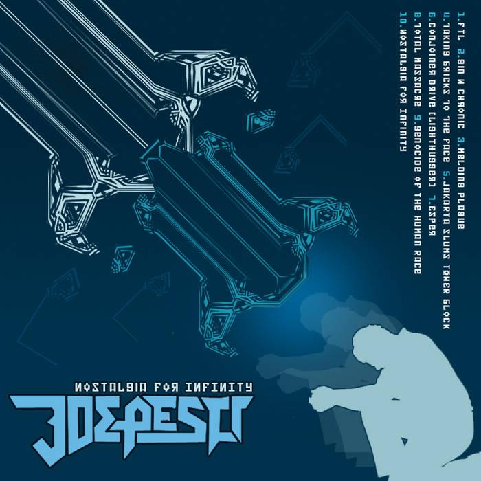 JOE PESCI - Nostalgia For Infinity cover