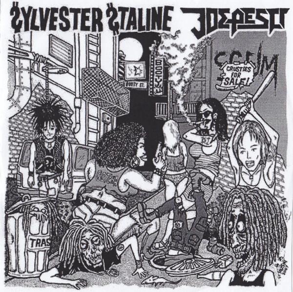 JOE PESCI - Sylvester Staline / Joe Pesci cover
