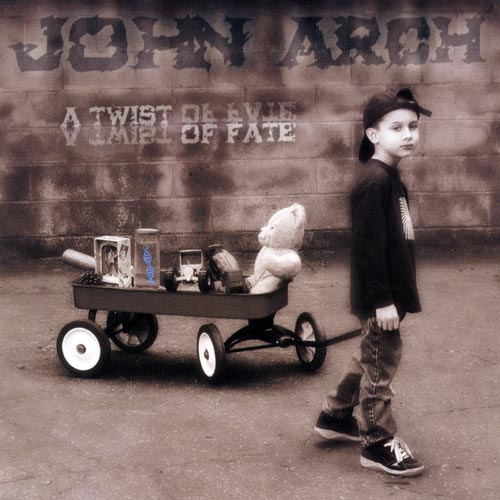 JOHN ARCH - A Twist of Fate cover