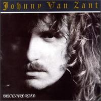 JOHNNY VAN ZANT - Brickyard Road cover