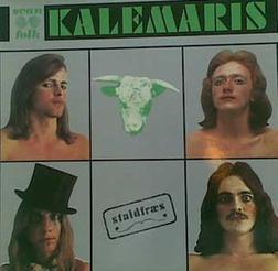 KALEMARIS - Staldfræs cover