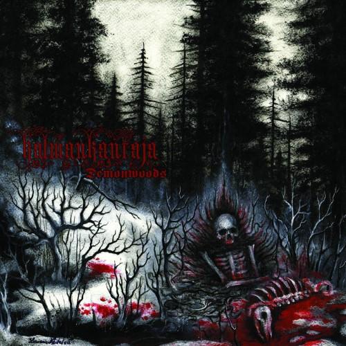 KALMANKANTAJA - Demonwoods cover