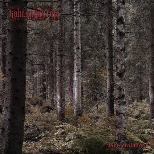 KALMANKANTAJA - Metsäkalmisto cover