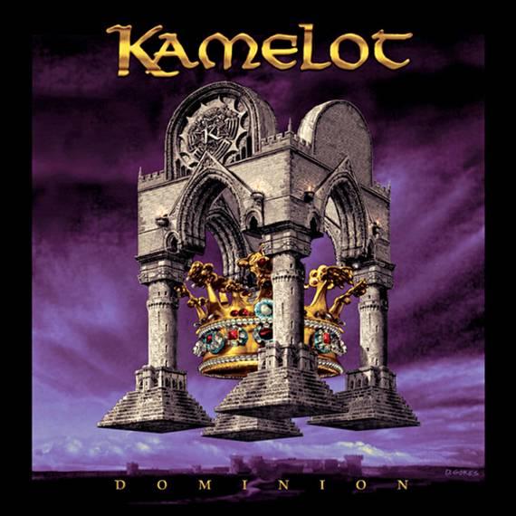 KAMELOT - Dominion cover