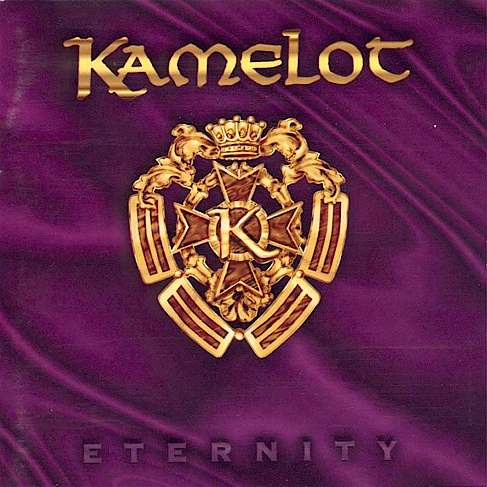 KAMELOT - Eternity cover