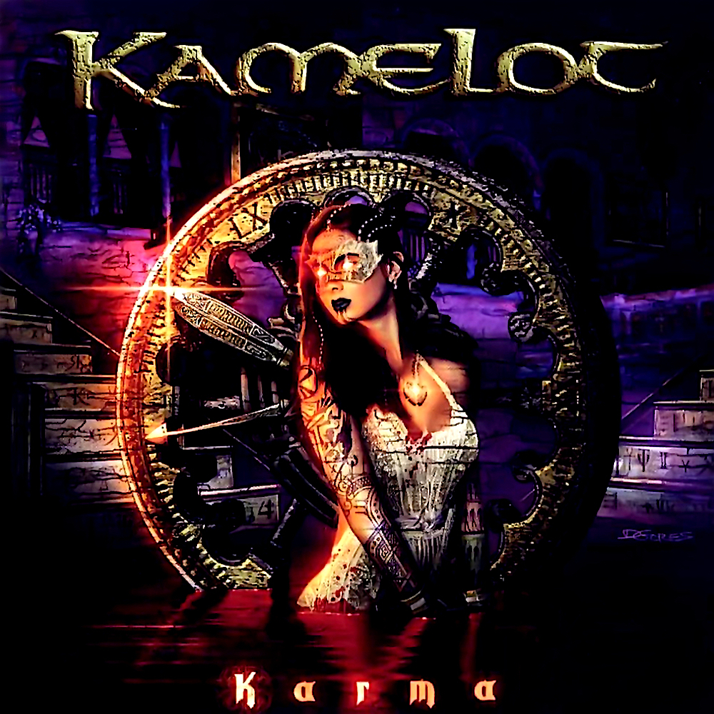 KAMELOT - Karma cover