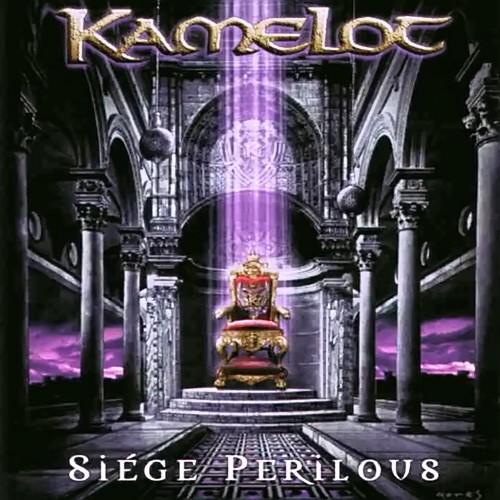 KAMELOT - Siége Perilous cover