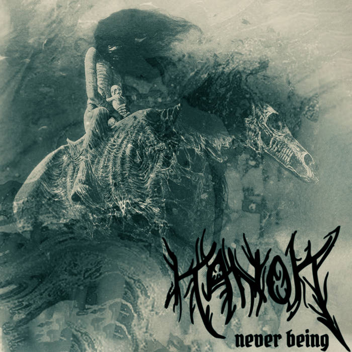KANOK - Never Being cover