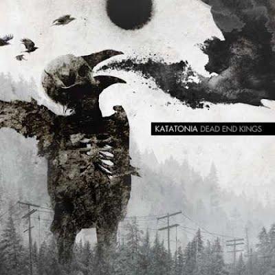 KATATONIA - Dead End Kings cover