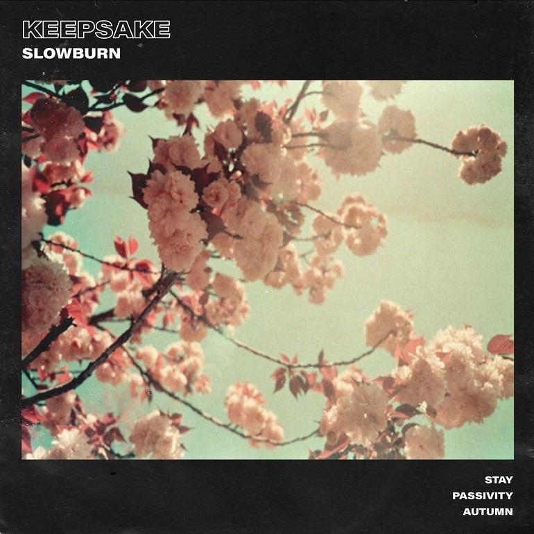 KEEPSAKE - Slowburn cover