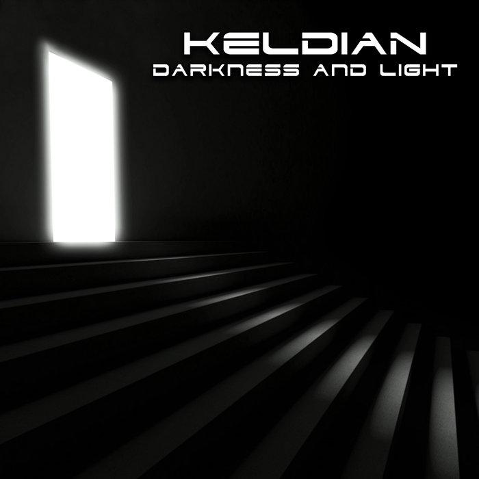 KELDIAN - Darkness and Light cover