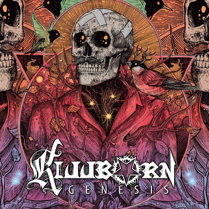 KILLBORN - Genesis cover