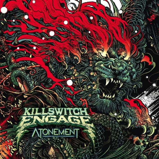 KILLSWITCH ENGAGE - Atonement cover