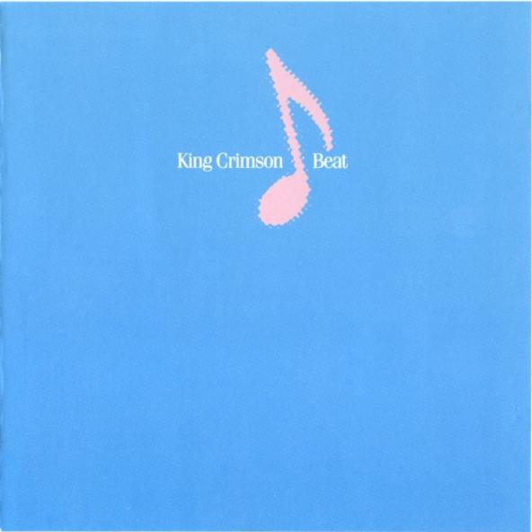 KING CRIMSON - Beat cover