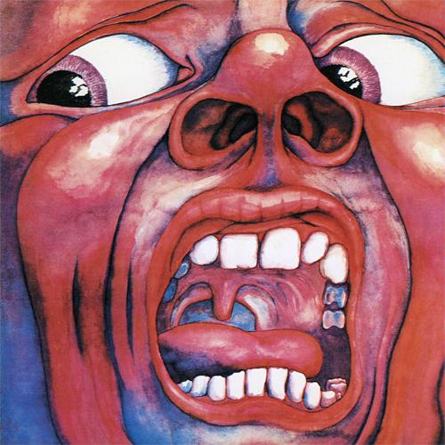KING CRIMSON - In The Court Of The Crimson King cover