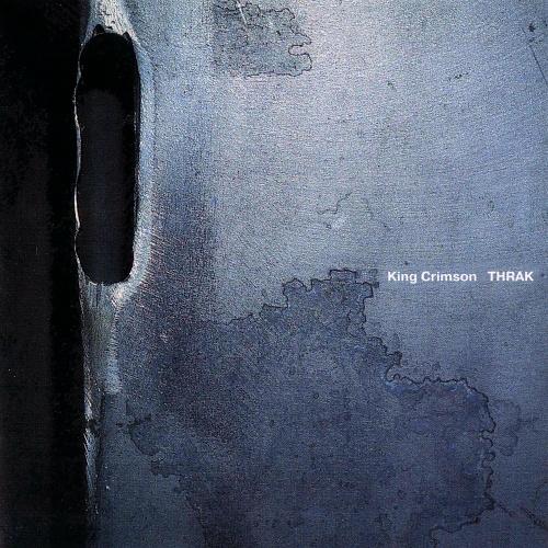 KING CRIMSON - THRAK cover