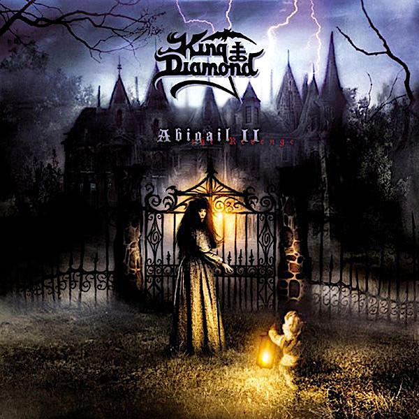 KING DIAMOND - Abigail II: The Revenge cover