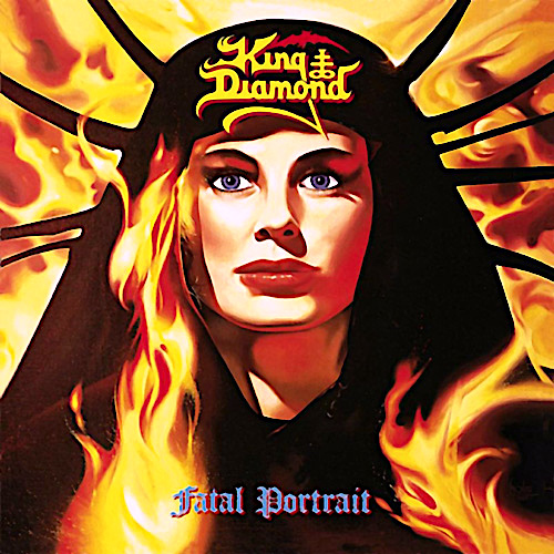 KING DIAMOND - Fatal Portrait cover
