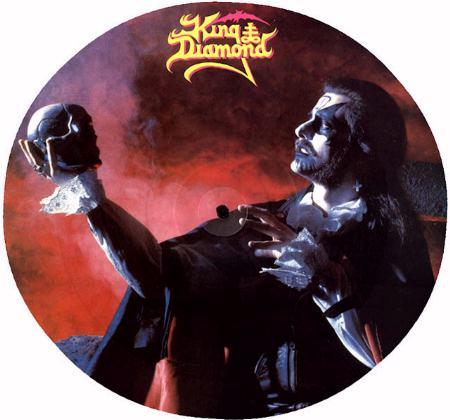 KING DIAMOND - Halloween cover