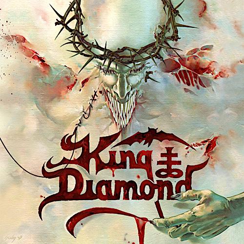 KING DIAMOND - House of God cover