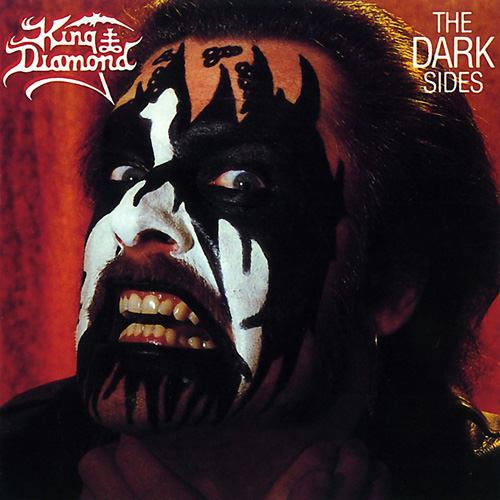 KING DIAMOND - The Dark Sides cover