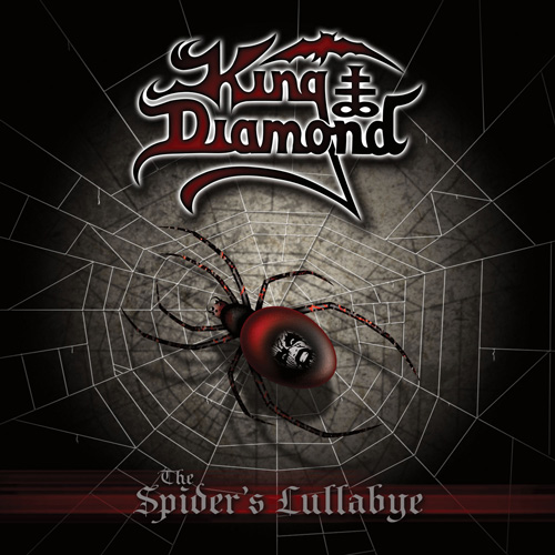KING DIAMOND - The Spider's Lullabye cover