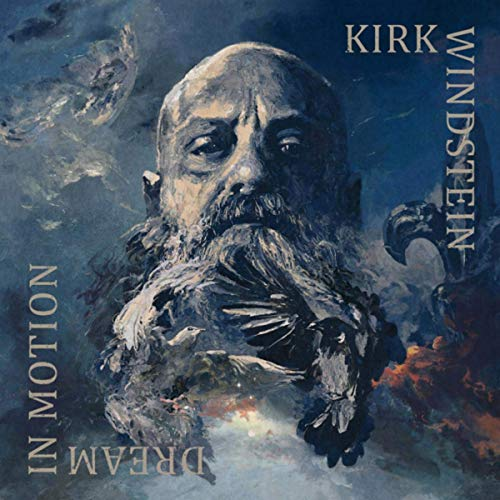 KIRK WINDSTEIN - Dream In Motion cover