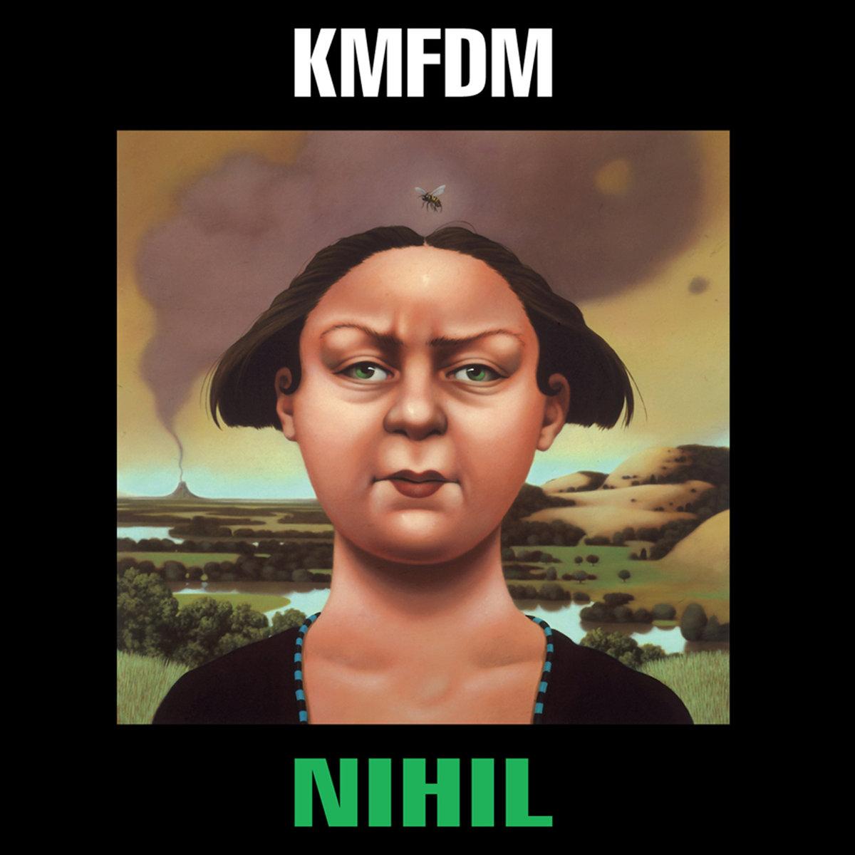KMFDM - Nihil cover
