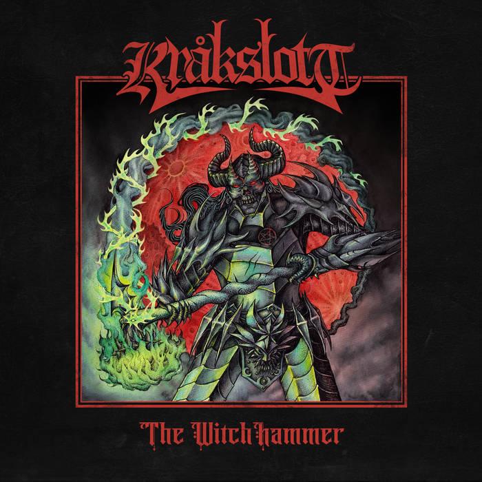 KRÅKSLOTT - The Witchhammer cover