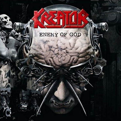 KREATOR - Enemy of God cover