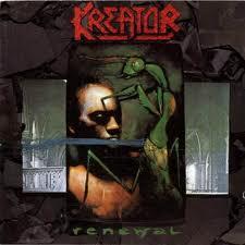 KREATOR - Renewal cover