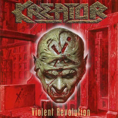 KREATOR - Violent Revolution cover