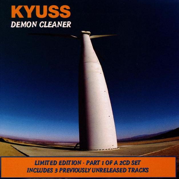KYUSS - Demon Cleaner cover