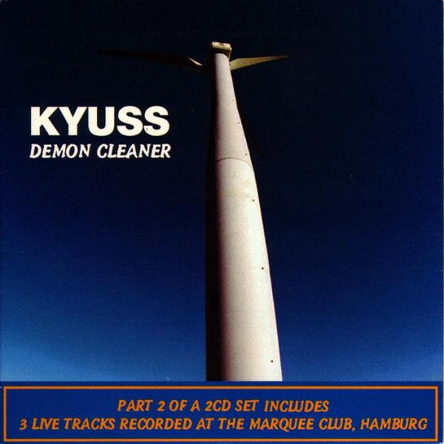 KYUSS - Demon Cleaner Part 2 cover