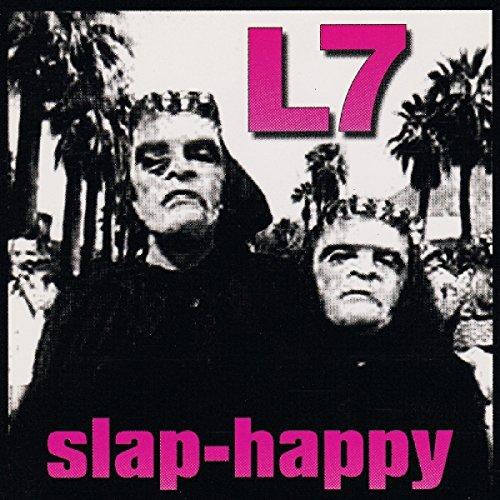 L7 - Slap-Happy cover