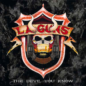 L.A. GUNS - The Devil You Know cover