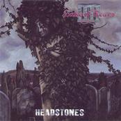 LAKE OF TEARS - Headstones cover