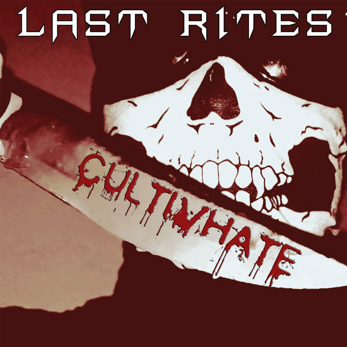 LAST RITES - CultivHate cover