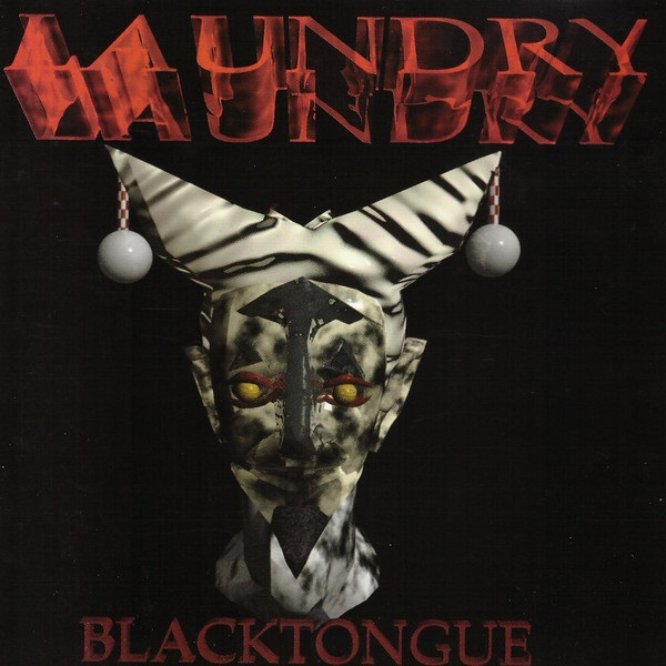LAUNDRY - Blacktongue cover