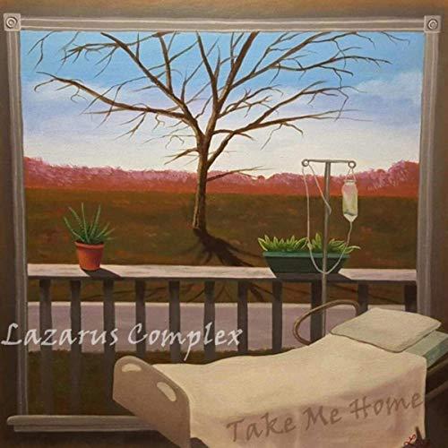 LAZARUS COMPLEX (MA) - Take Me Home cover
